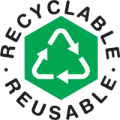 Recyclable Reusable